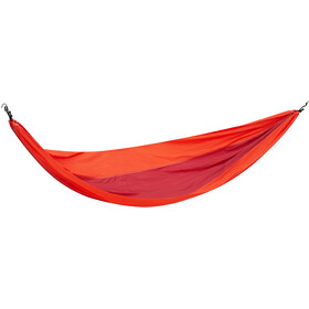CAMPZ Amaca in nylon Ultralight, red/red
